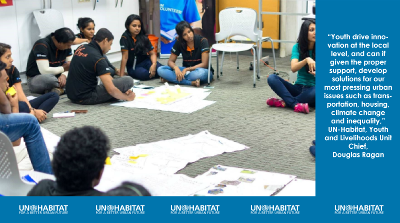 Engaging Young People to Implement the New Urban Agenda